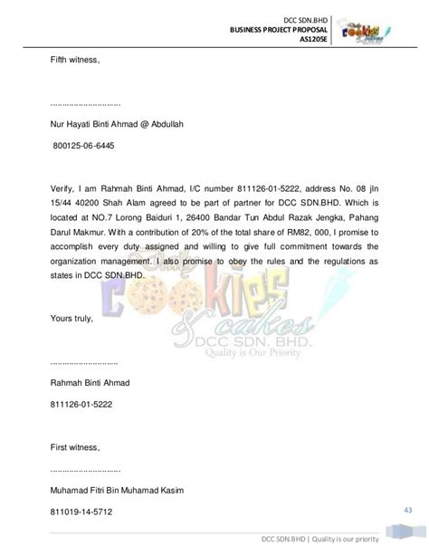 Offer Letter Uitm Report Ent300 Uitm
