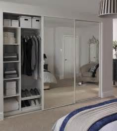 mirror door white edge sliding wardrobe doors doors