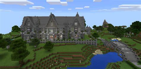 Easy Floor Plan Creator victorian manor creation minecraft pe maps