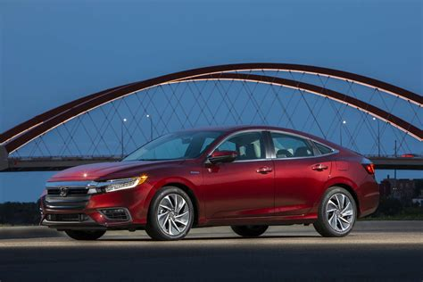 2019 Honda Insight Review by 2019 Honda Insight Review Update Putting The Civic On Notice