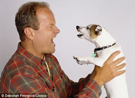dogs imitate their owners, research reveals | daily mail