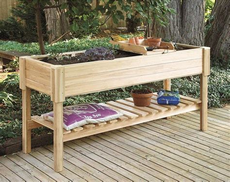 elevated raised bed elevated raised bed gardening