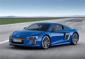 Electric Audi R8 New 2016 Audi R8 E Electric Sports Car Is Set For