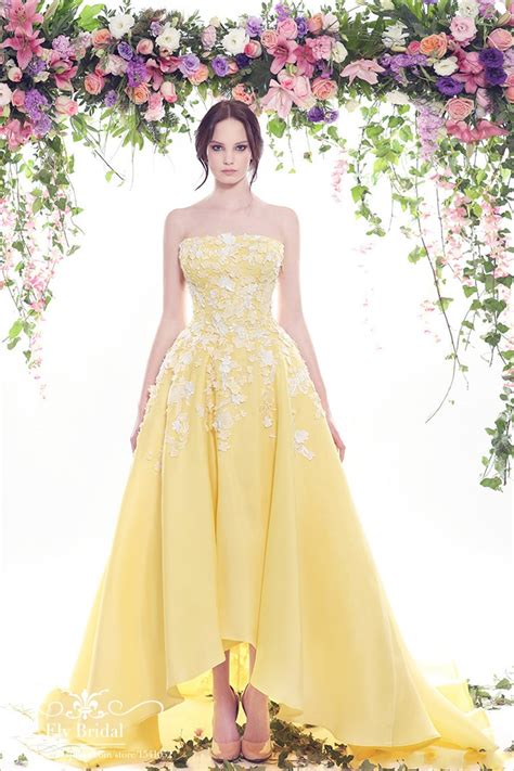 And It Was All Yellow Couture In The City Fashion Couture In The City by Haute Couture In Pale Yellow Inspiration By Color