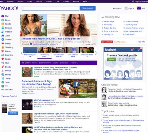 yahoo new layout 2015 5 ridiculously common misconceptions about ux design