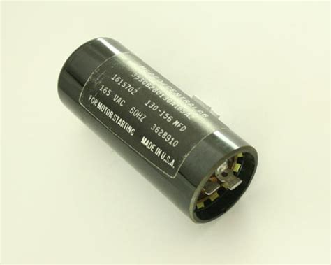 philips starting capacitor 3530b2b0130a165a2 philips capacitor 130uf 165v application motor start 2020002995