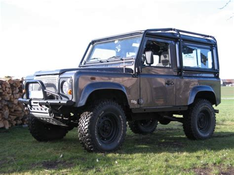 land rover defender 90 td5 top 6 point bolt in roll