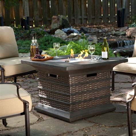 patio furniture with pit table pit furniture for the best years of his