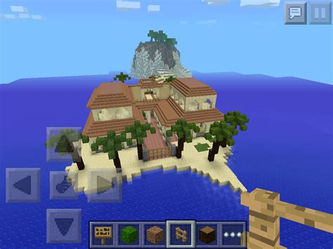 creative house beach house minecraft pe creative mode minecraft java edition minecraft forum