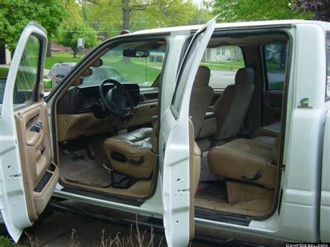 2nd Cummins Interior by 4 Door Conversion Dodge Diesel Diesel Truck Resource