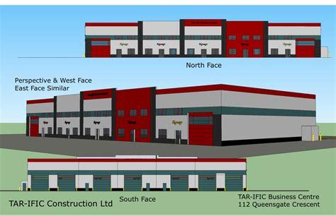 Tarific Developments Ltd leasable 5 Bay Warehouse