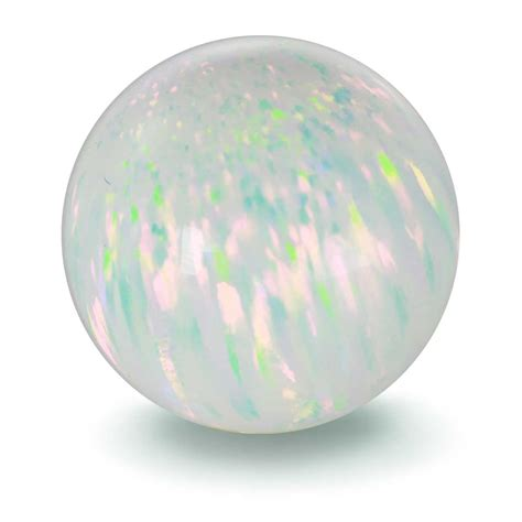 white opal white opal