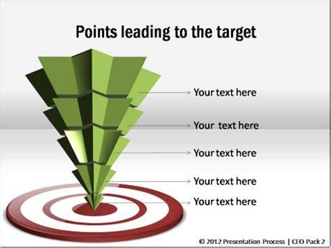 target powerpoint template powerpoint target templates