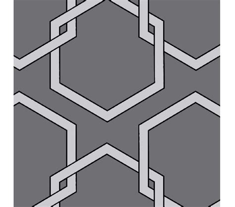 honeycomb gray designer removable wallpaper honeycomb gray designer removable wallpaper