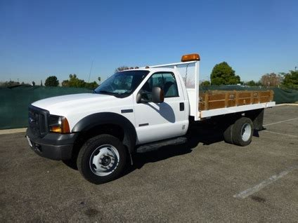 ford f550 flatbed trucks in california for sale 79 used
