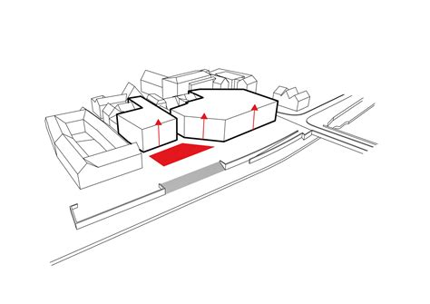 Architecture gallery of museum of bavarian history competition entry