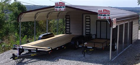 Carport For Sale At Low Prices Home Flatbed And Dump Trailers For Sale In Ohio At