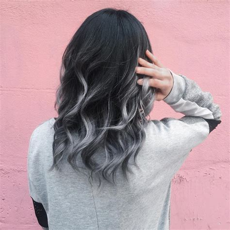 hairstyles with grey ombre awesome 45 unbelievable silver ombre hair grey ombre hair