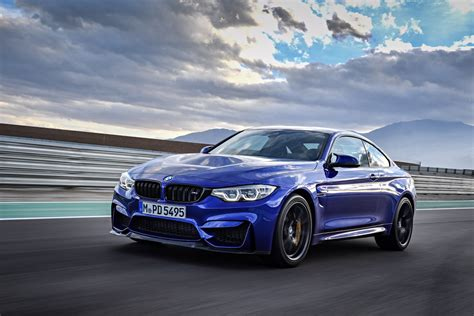 454hp Bmw M4 Cs Slots Below The Mighty Gts Carscoops