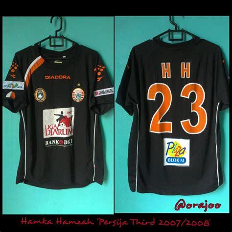 Jersey Persija Third persija jakarta third football shirt 2007 2008