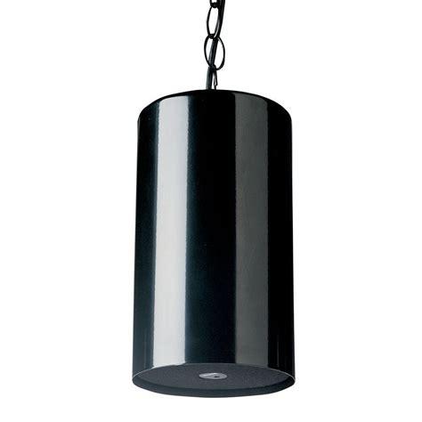 valcom 1 way pendant speaker black vc v 1015bk the