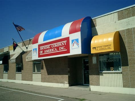 american awning company backlit awnings