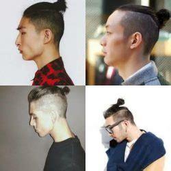 model rambut pria korea terbaru   sukai