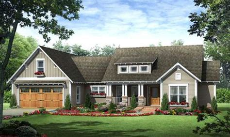 Exceptional Mission Style Home Plans 9 Craftsman Ranch