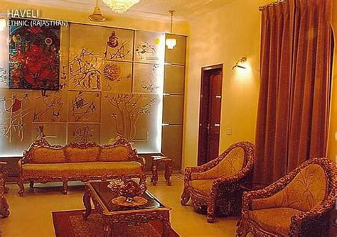 Ethnic Indian Living Room Designs by Designs For Residential Projects