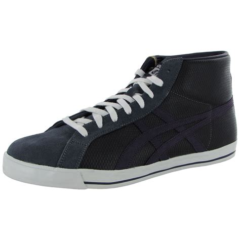 onitsuka basketball shoes onitsuka tiger mens fabre bl l chukka basketball shoe ebay