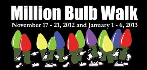 Million Bulb Walk Botanical Gardens 25 Best Images About Winter Events At Member Gardens On Gardens Parks And