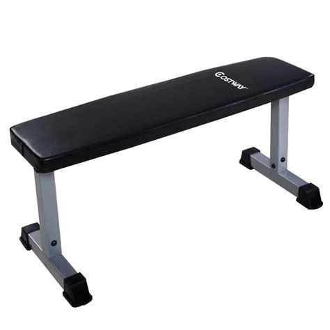 ab crunch sit up bench goplus sit up bench flat crunch board ab abdominal fitness