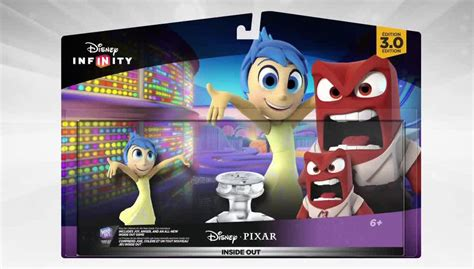 all disney infinity playsets disney infinity 3 0 announcement inside out play set