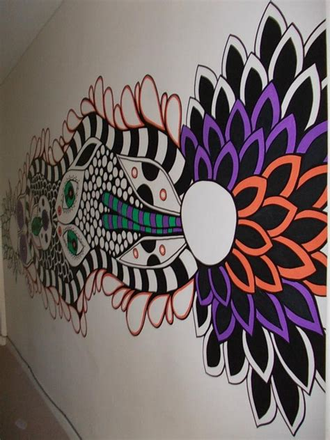 zentangle wallpaper for walls 139 best images about wall design on pinterest elephant