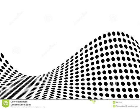 dot pattern photography dot wave stock photography image 6876142