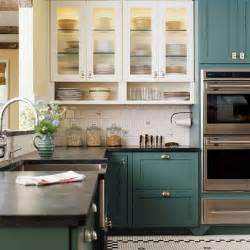 Different Color Kitchen Cabinets 10 Kitchen Trends Here To Stay Centsational Girl