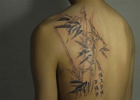 bamboo tattoos designs ideas and meaning tattoos for you