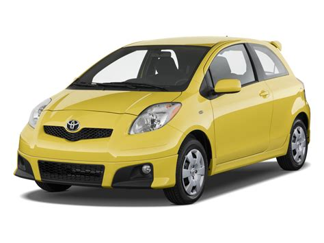 Toyota Yaris S At 2009 toyota yaris reviews and rating motor trend