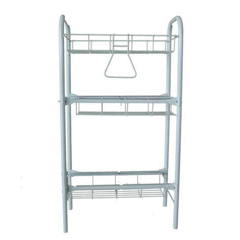 washing machine side frame stands laundry supplies storage