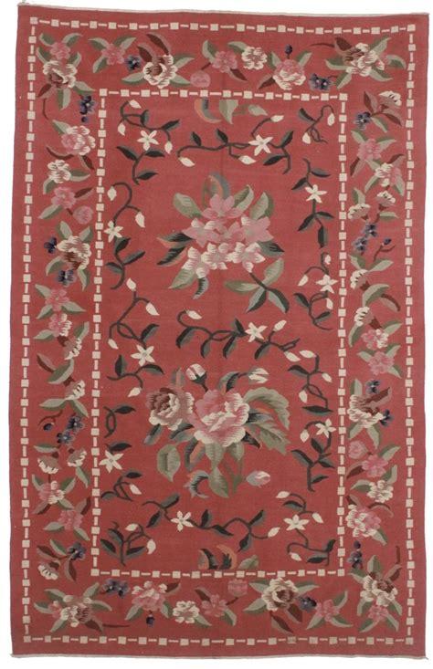6 x 9 rugs wool kilim 6x9 flat woven rug 5944