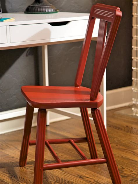 How To Paint A Wooden Stool by How To And Repaint A Wood Chair How Tos Diy