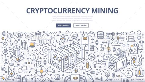 cryptocurrency mining and trading information and how to guide for and profit money with the use of a computer and the books bitcoin graphics cryptocurrency mining doodle concept