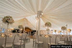 Rent Table Linens For Wedding Reception - 5 examples of beautiful weddings under a tent bucks mont party rental tent rentals event