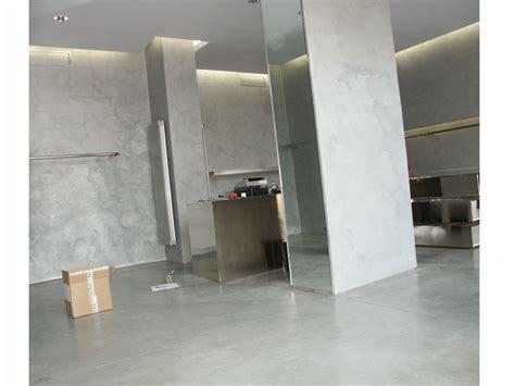 pavimenti negozi pavimenti in resina