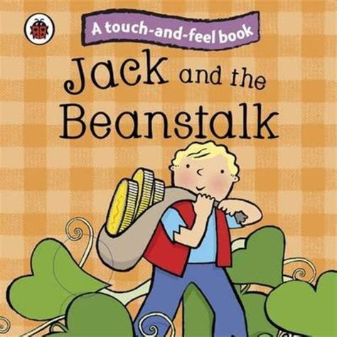 My Big Book Of Tales The Beanstalk touch and feel tales and the beanstalk board book ladybird 9781409304517 163 4 79