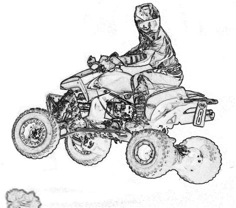 4 Wheeler Coloring Pages by Coloring Pages Of Four Wheelers Bokamosoafrica Org
