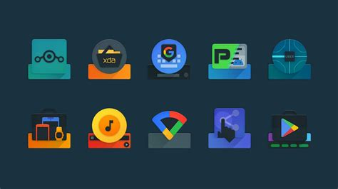 best android icon pack best new icon packs for android january 2017 2