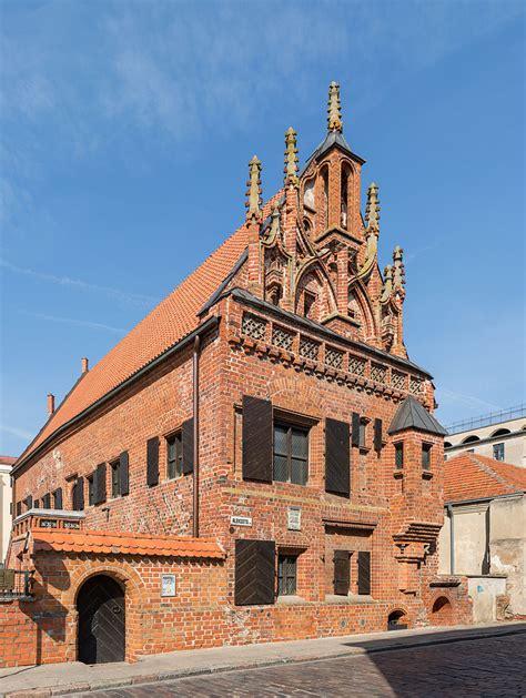 house of file house of perkūnas kaunas lithuania diliff jpg