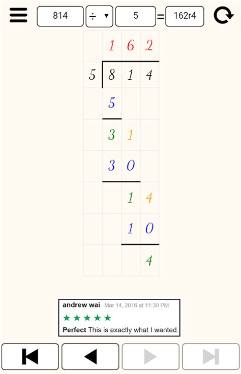 step by step math videos online math games for kids math division step by step android apps on google play