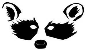 black raccoon pictures free download clip art free